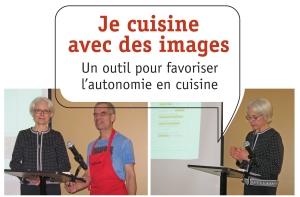 Livre — Je cuisine avec des images